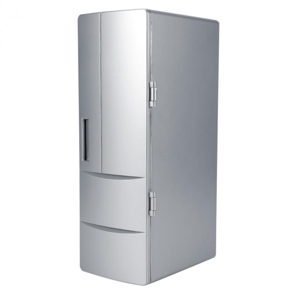 Tragbare Mini Kühlschrank Usb Kühlschrank Kühler Pc Kühlschrank Wärmer Kühler Getränke Trinken Dosen Gefrierschrank Bier Kühler-tool Um Eine Reibungslose üBertragung Zu GewäHrleisten
