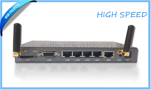 4G Systems OpenWrt Router Wireless NIC, Wireless Standard