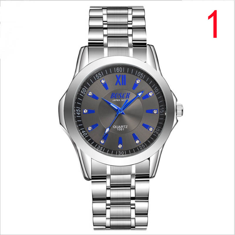 Mens exquisite business quartz watch, showing manhood. Mens exquisite business quartz watch, showing manhood.