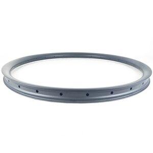 Image 5 - 29er MTB AM ENDURO 40mm asymmetric carbon rim 28mm deep clincher tubeless UD 3K 12K matte glossy 24H 28H 32H 36H hookless wheel
