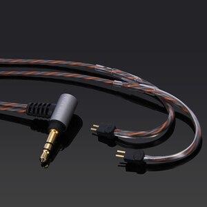 Image 4 - 0,78mm 2pin CIEM OCC AUSGEWOGENE Audio Kabel Für SIMGOT en700pro EN700 BASS/Die Duftenden Zither/TFZ/einzigartige Melody kopfhörer