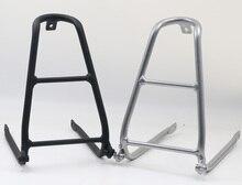 Rack traseiro de alumínio q para bicicleta brompton, 143g