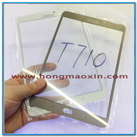 2pcs 8 0inch New High Quality LCD Front Screen Outer Glass Lens Cover For Samsung Galaxy