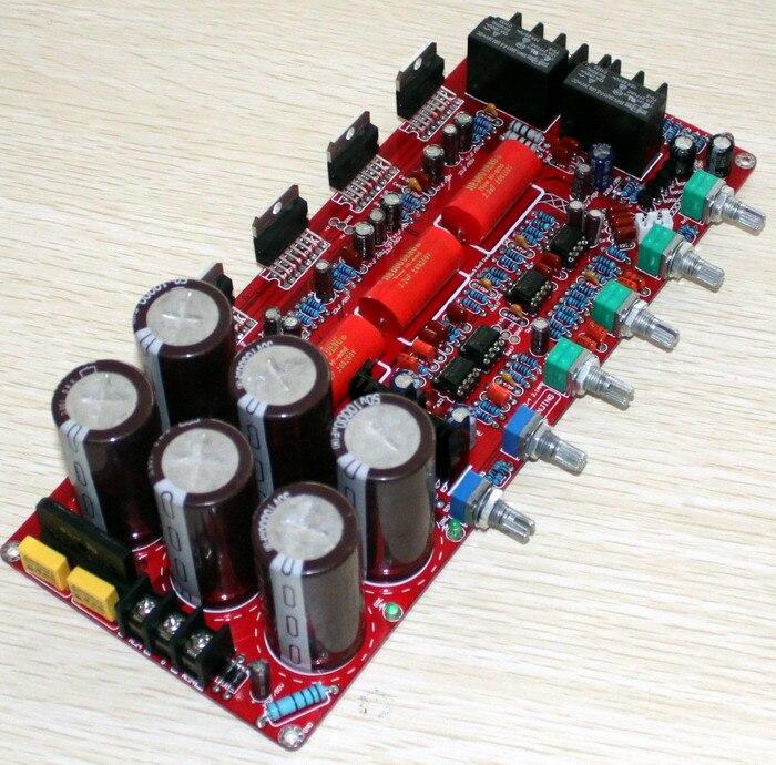 TDA7293 2.1 Canaux (Haute Capacité) Amplificateur de Puissance Conseil