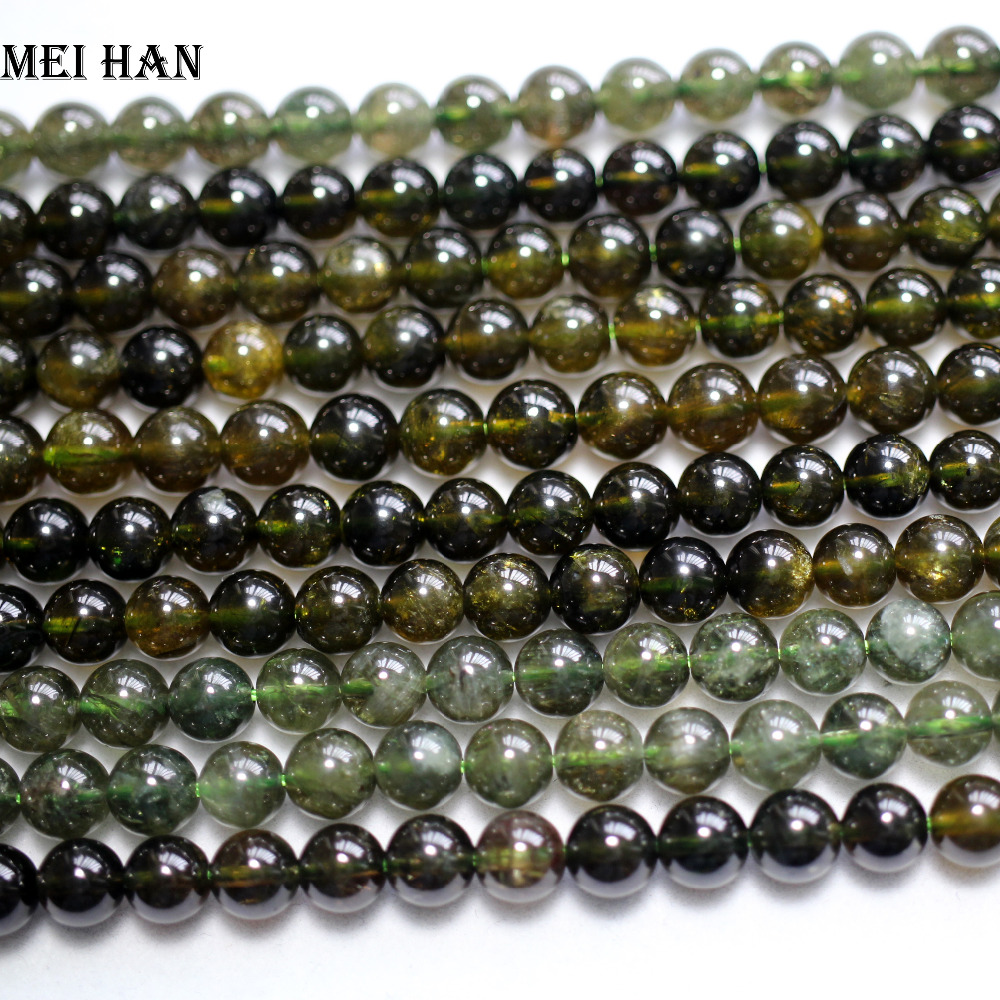 Wholesale (approx 53pcs/set/28g) 6.5+ 0.2mm A+ natural rare Kornerupine stone beads smooth round stone for  jewelry DIY design-in Beads from Jewelry & Accessories on AliExpress - 11.11_Double 11_Singles' Day 1