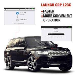 Image 4 - LAUNCH X431 CRP123X CRP123 X Auto Code Reader OBD2 Scanner OBDII Diagnostic Tool ENG AT ABS SRS Launch Scanner Automotive Tool