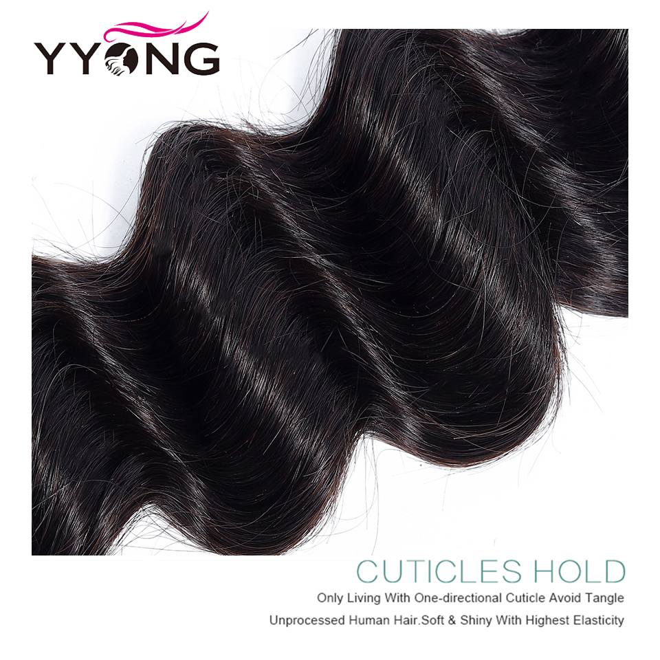 Loose Deep Wave 4x4 & 6x6 Closure With Bundle  3/4 Bundles With Closures   Hair Bundles With Lace Closure 4
