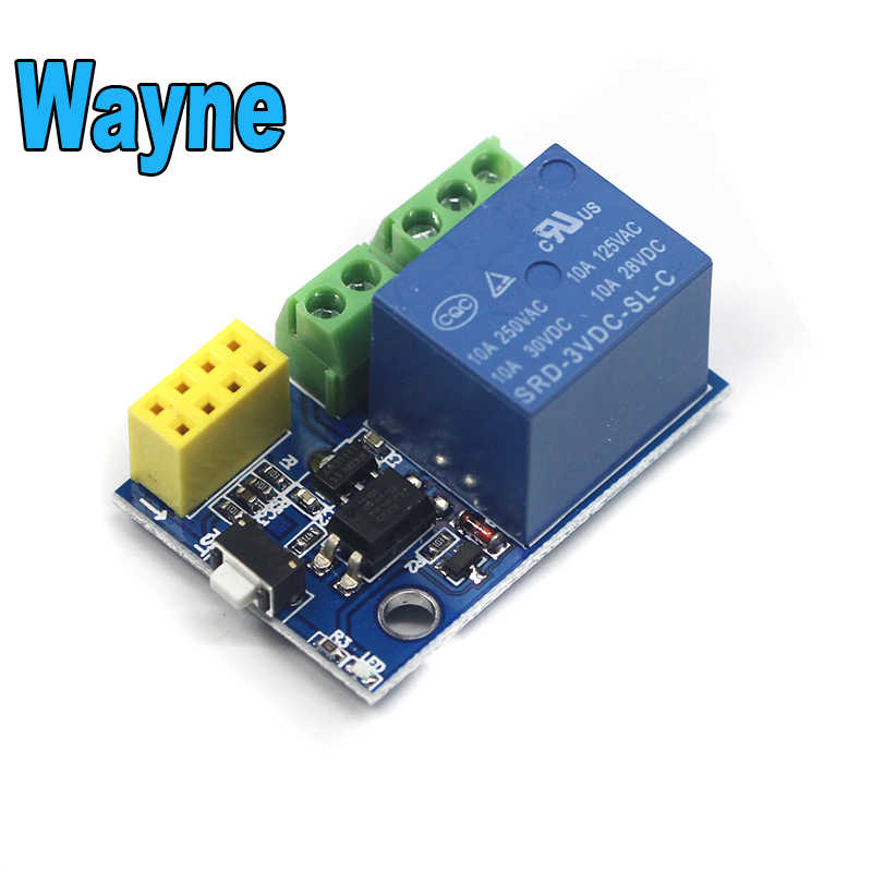 Detail Feedback Questions about 5V WiFi Relay socket Things Smart