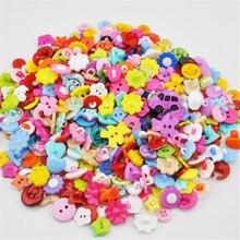 10/50/100 шт Большой; ; разные стили; пластиковые кнопки швейные изделия на продажу PT80