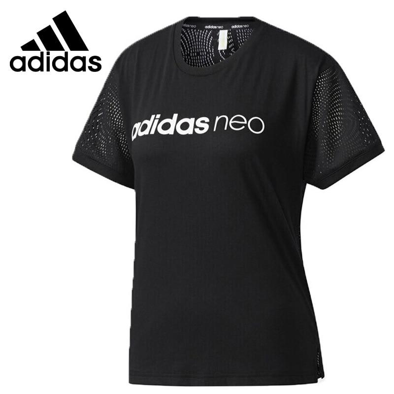 Original New Arrival 2017 Adidas NEO Label W CS BOXY TEE Women's T-shirts short sleeve Sportswear adidas original new arrival official originals s s camo color men s t shirts short sleeve sportswear cd1696