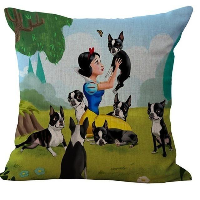 Star Wars Dog Pillow Case