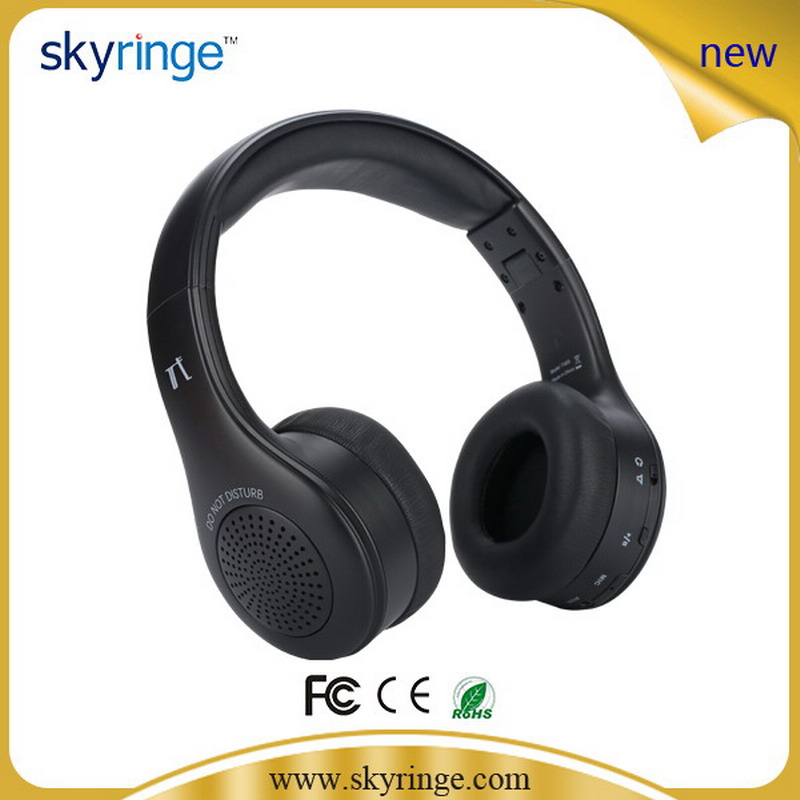 ФОТО Built-in MIC Speaker Wireless Bluetooth Headphone Foldable Portable Headset Stereo Headphone
