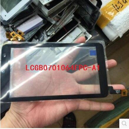 Новый LCGB0701064FPC-A1 емкостный сенсорный экран бесплатная доставка