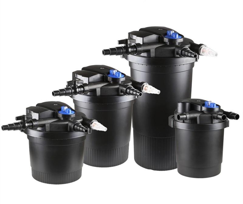 Fishpond CPF 2500 5000 10000 15000 20000 30000 50000 pond swimming pool filter bio pressure UV