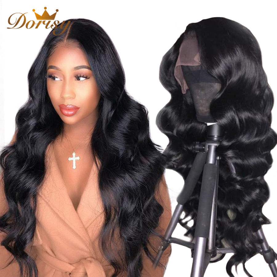 Body Wave Lace Front Human Hair Wigs 13 4 Lace Front Wig For Black Women Pre