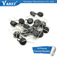 10pcs Thermal Resistor  NTC 5D-11 10D-9 10D-11 47D-15 10D-20 10D-13 8D-11 10D-15 5D-15 10D-7 MF11-103 33D-7 8D-12 20D-20