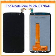 100% New Tested LCD For Alcatel One Touch Pop 2 Premium 7044 OT7044 LCD Screen Display with Touch Screen Digitizer Assembly