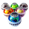 Resbo Top Quality Powerball Gyroscrope Forceball Gyro Power Ball Wrist Exerciser Power Ball Hand Spinner with LED Speed Meter