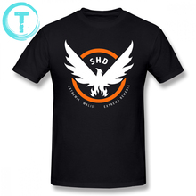 The Division T Shirt T-Shirt 4xl Printed Tee Streetwear Fun Short-Sleeve 100 Percent Cotton Men Tshirt