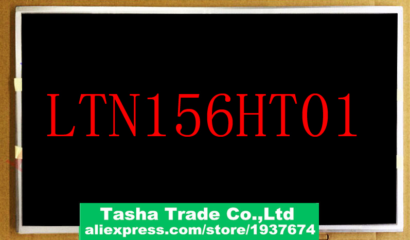 For Lenovo Y580 Y500 E530 HASEE K590s k580 k580P laptop LCD screen LTN156HT01 B156HW01 V.0 V.1 V.5 LP156WF1 TLB1 TLF3 TLC1 TLB2 brand new 15 6 led laptop screen panel for hasee a560p k580s k580n k580p e530 y500 k590s 1366 768