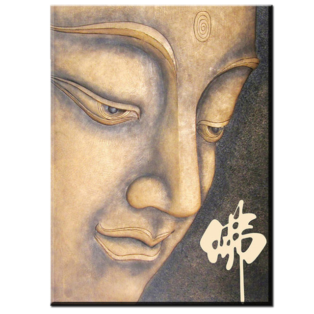 Aliexpress.com : Buy xdr032 Modern Canvas Print buddha print picture ...