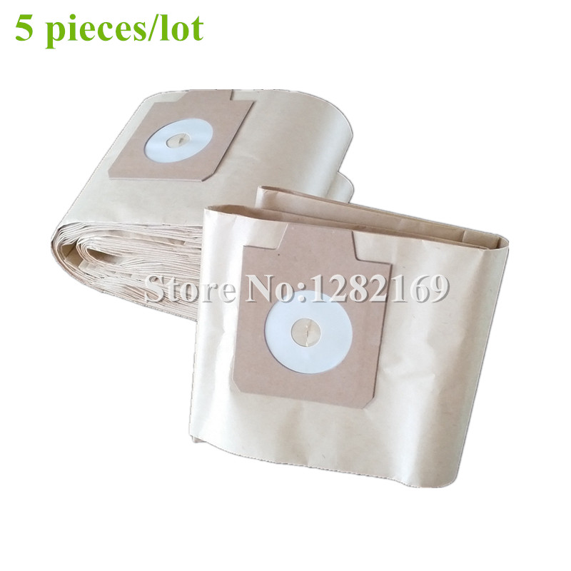 5pieces/lot Vacuum Cleaner Parts Dust Bags Paper Filter Bag for Electrolux E22 UZ872 UZ920 UZ951 vinyl photography background fairy tale