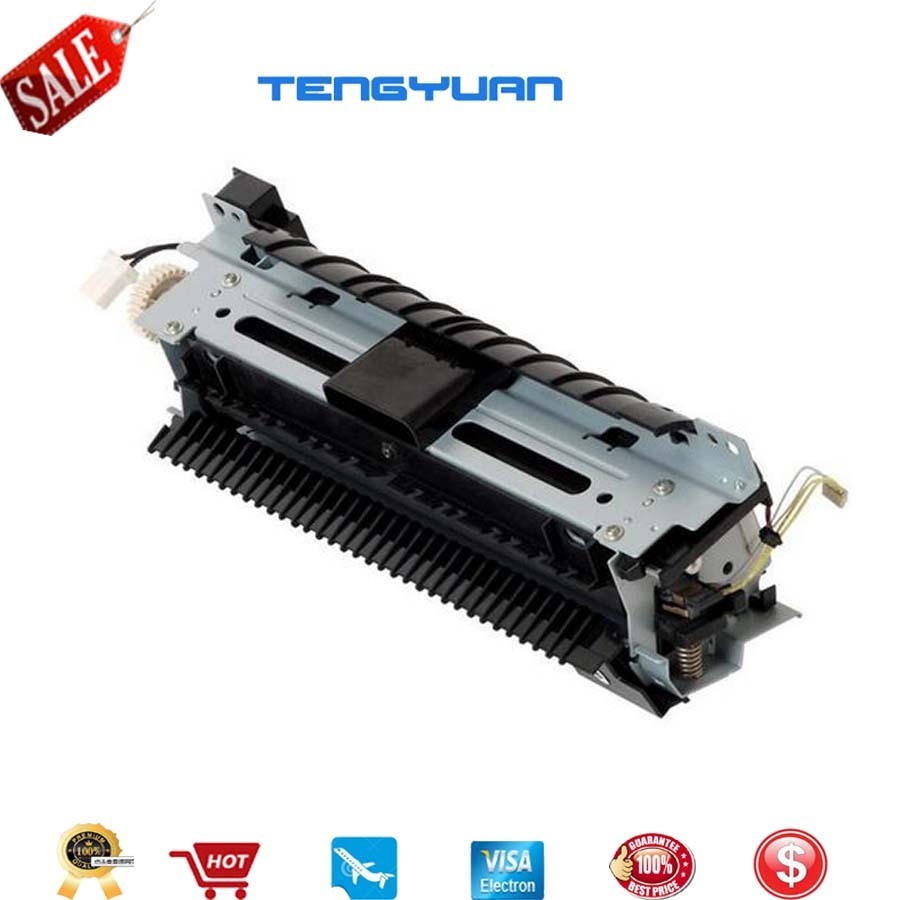 цена New original for HP P3005 P3004 Fuser Assembly RM1-3740-000CN RM1-3740-000 RM1-3740(110V) RM1-3741 RM1-3741-000 (220V) on sale