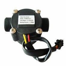 2 шт. газовый водонагреватель датчик расхода воды/1-30L/мин зал переключатель потока воды/G1/2 диспенсер для воды турбинный расходомер