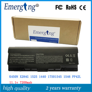 9Cell 11.1v 7800mah High Quality New Laptop Battery for Dell Inspiron 1520 1521 1720 1721 530s Vostro 1500 1700 DY375