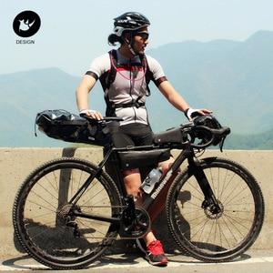 Image 5 - Rhinowalk אופניים מסגרת תיק 2.8L לכביש MTB מתקפל אופני אחסון כלי סלים משולש מסגרת תיק מלא עמיד למים