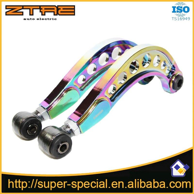 Arrière camber bras kits fit pour Honda 2006-2010 Civ * c DX/LX/EX/SI FG2 2006-2011 NEO CHROME
