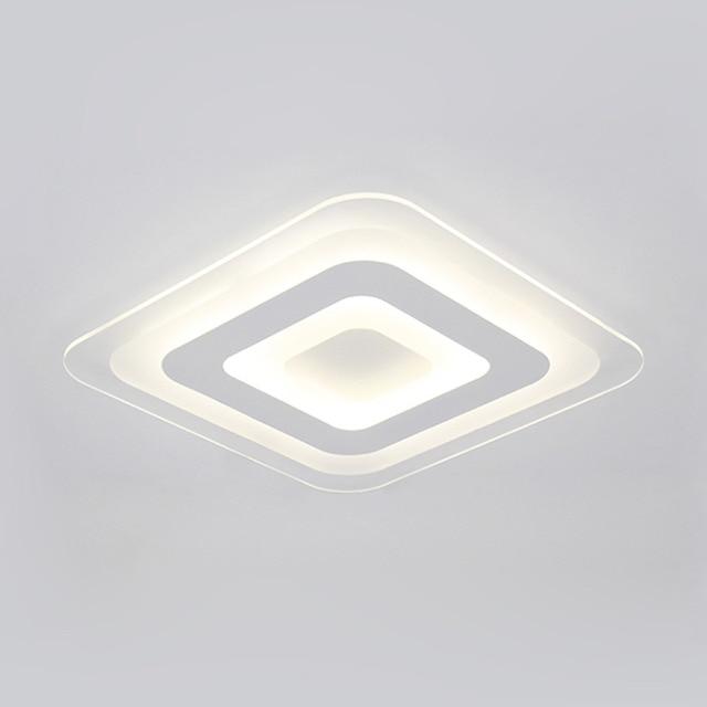 Ecolight Moderne Led deckenleuchte Wohnzimmer Leuchtet Acryl ...