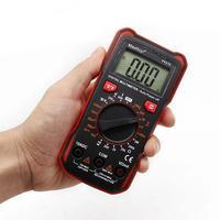 SNAKOL FY17C мини цифровой мультиметр AC DC тестер с измерением температуры мульти метр красивый мультитестер высокое качество