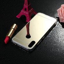 Luxury Mirror Case For Xiaomi Redmi Note 7 5 6 Pro 6A 5A Prime 4x 4A 4 Plus Cases Cover Mi 9 8 A2 Lite Bumper