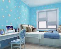 Beibehang umweltschutz kinderzimmer 3D persönlichkeit papel de parede 3d tapete schlafzimmerwand voller tapete