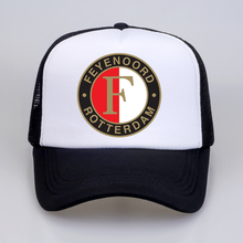 fashion Feyenoord Baseball Cap Summer cool Mesh Trucker Cap Women Men print Feyenoord Rotterdam Snapback hat bone gorras все цены