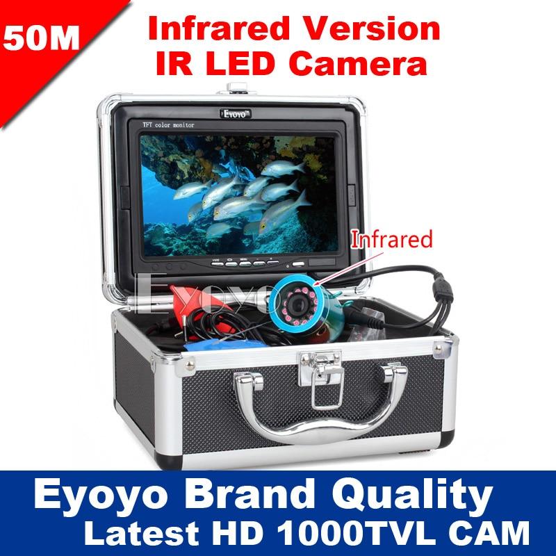 Eyoyo Original 50M Professional Fish Finder Underwater Fishing Video Camera 7