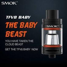 บุหรี่อิเล็กทรอนิกส์SMOK TFV8ถังทารกกล่องสมัยเครื่องฉีดน้ำบุหรี่อิเล็กทรอนิกส์Vaporizerสเปรย์Eมอระกู่Nebulizer X1031