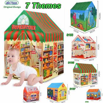 Akitoo nowe przedszkole zabawki dzieci namioty dla dzieci w pomieszczeniach jak i na zewnątrz jurty gry dom księżniczka dom mały dom zamek dzieci namioty dla dzieci tanie i dobre opinie Poliester take care 0-12 miesięcy 13-24 miesięcy 2-4 lat 5-7 lat 6 lat 8 lat 3 lat 3 lat 15 types 8165 8167 8163