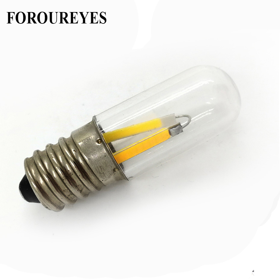 Lowest price mini led fridge lamp e14 cob led bulb 1 5w acdc 12v oven led light 360 beam angle Led light bulb cost