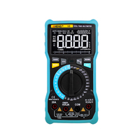 16 In 1 Digital Multimeter LCD Display Electrical Maintenance NCV Function AC/DC Ohm Auto Range Multimeter With Light No Battery