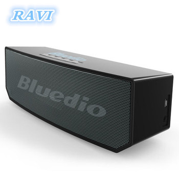 Mini Bluedio BS-5 Subwoofer Bluetooth Speaker Car Subwoofer Portable Wireless Bluetooth Realistic 3D Stereo Surround Sound subwoofer