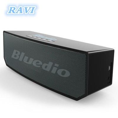 Mini Bluedio BS-5 Subwoofer Per Auto Altoparlante del Bluetooth Subwoofer Portatile Senza Fili di Bluetooth Realistico 3D Stereo Surround Sound