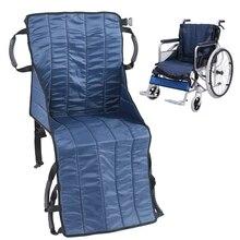 Patient Lift Sling Transfer Seat Pad Medical Mobility Emergency Wheelchair Transport Belt Nursing Belts for Elder Disabled