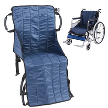 Paziente di Sollevamento Fionda Trasferimento di Sede Pad Medica Mobilità Sedia A Rotelle Di Emergenza di Trasporto Della Cinghia Cinture di Cura per Anziani Disabili