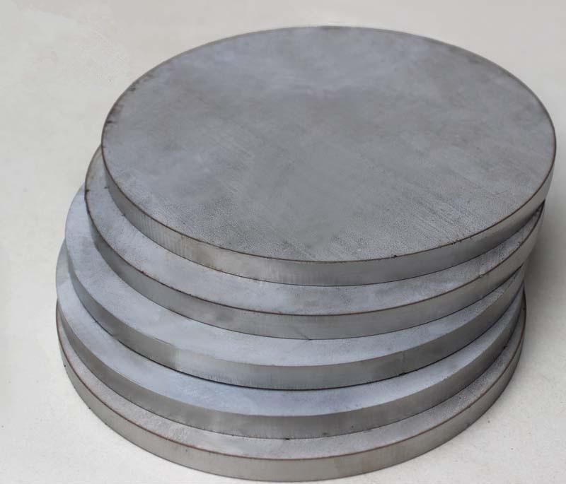 Aluminum Wafer Circular Plate Diameter 170mm 130mm Thickness 3mm 5mm 6061 Aluminum Alloy Diy 1pcs