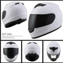 2018 New full Racing helmet Dark lens Motorcycle Helmet face Safe helmets Casco capacete casque moto XXL 63cm-65cm