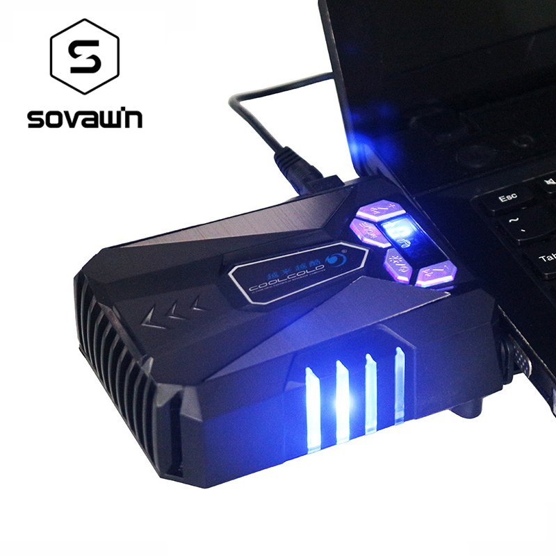 Universal Fan for Laptop Cooled Cooler Notebook External Fan for Laptop USB Air Extracting 5v Mini Portable Silent for lap top mini portable vacuum usb laptop cooler air extracting exhaust lcd temperature display cooling fan cpu cooler for notebook laptop