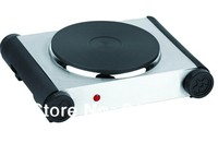 Hot selling, electric Stainless steel Single head hot plates
