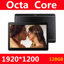 Free Shipping tablet 10 inch B109 MT8752 Octa Core 3G 1920*1200 IPS Screen 5.0MP 4GB 128GB Android 7.0 Bluetooth GPS tablet pc